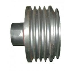 Шкив привода гидронасоса гст 5-ти ручьевой d224/200