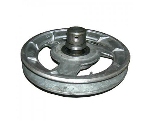 3518050-121130А - Шкив натяжной желобчатый d 224 мм