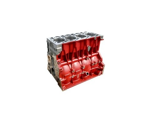 Блок цилиндров - Short Block (ISFe3.8 Euro4)