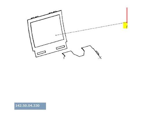 142.50.04.330 - Крышка верхняя зернового элеватора Акрос