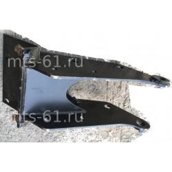 Каркас ролика обводного привода молотилки
