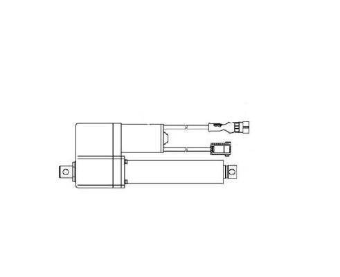 Электромеханизм подбарабанья - КЗК-1420-0701070