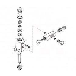 Гидроцилиндр блокировки диапаз - 3518020-46330