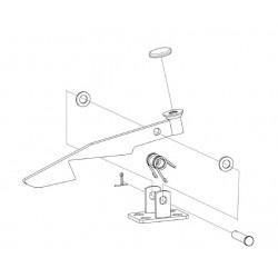 Механизм фиксации трапа - КЗС 0117100