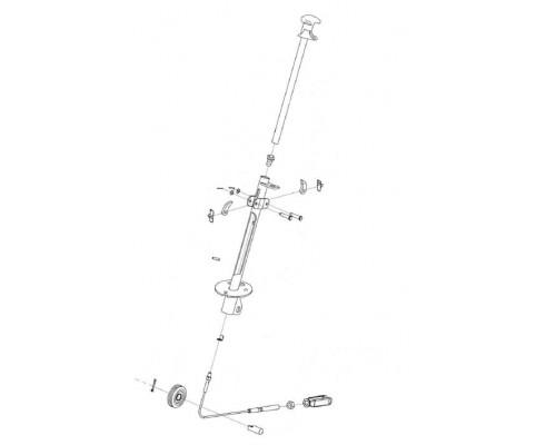 Колонка привода - УЭС 0300710