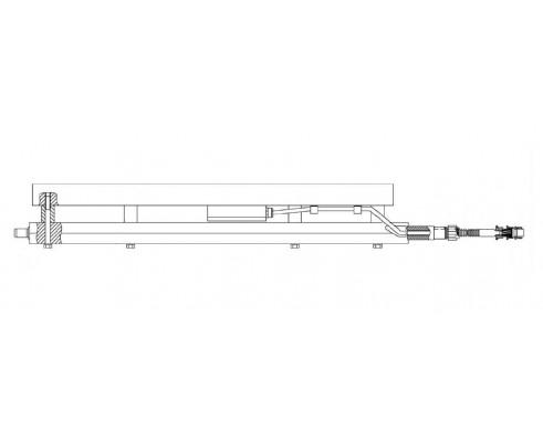 Датчик металлодетектора - КВК 0701010