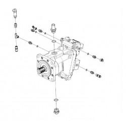 Гидромотор - КВК 0601210А
