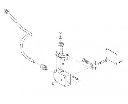 Датчик камнедетектора-КВС-1-0111440