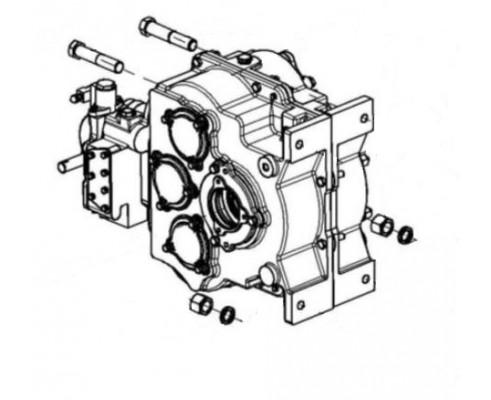 Коробка диапазонов-3518020-46150-03