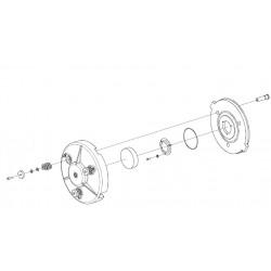 Механизм нажимной-КВС-1-0151020