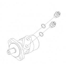 Гидромотор воздухозаборника-КВС-5-0602100