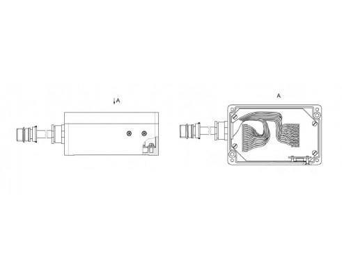Блок регулировки питающим аппаратом-КВС-2-0701800