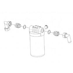 Фильтр всасывающий-КВС-2-0601090Б