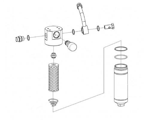 Фильтр напорный-КВС-1-0602150