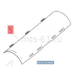 Крышка загрузочного шнека (продается только в составе комплекта №15)