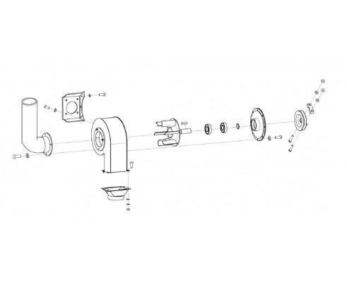 Вентилятор - КЗК-12-3-0112100