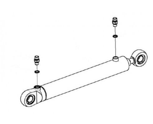 Гидроцилиндр - КЗК-10-0602500
