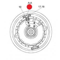 Винт фиксирующий - КЗК-12-0102629