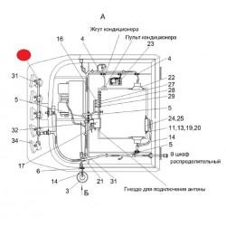 Жгут кабины дополнительный - КЗК-12-0700650