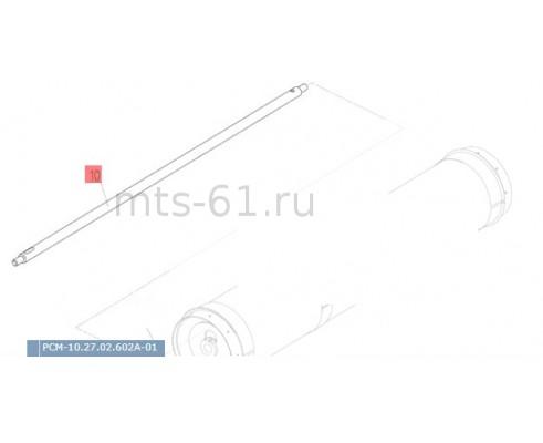 10.27.02.602А-01 - Вал транспортера нижнего l-1142мм