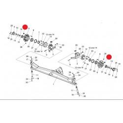Гайка - УЭС-7-0109090-02