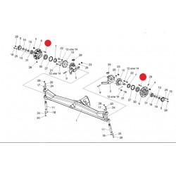 Болт - КЗК-10-0109618