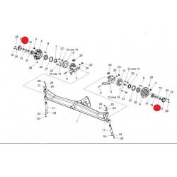 Гайка - РСМ 10.02.02.634А