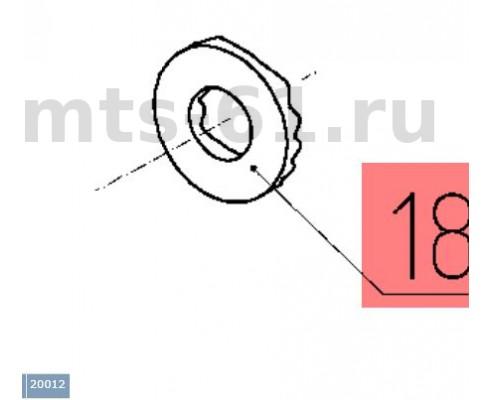 20012 - Шайба втулки регулировочной