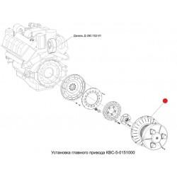 Главный привод - квс-5-0151000б