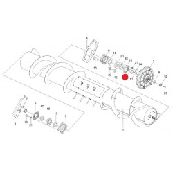 Втулка - КЗК-12-1502804
