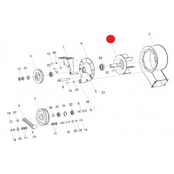Вентилятор - УЭС-7-0170030-04
