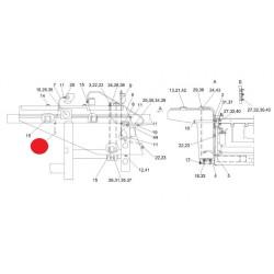 Бак топливный - КГС 0123010