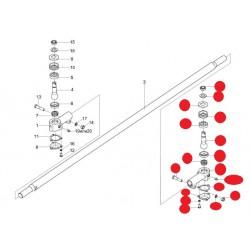 Головка рулевой тяги - КИС 0109160