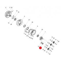 Гайка - 54-61432А