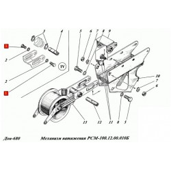 Механизм натяжения