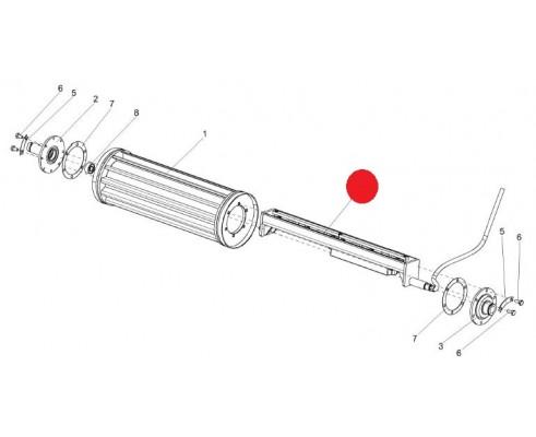 Датчик металлодетектора - КГС 0171300