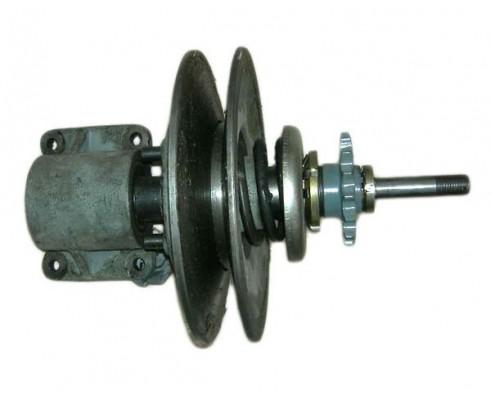 ЖКС 01.630А - Шкив вариатора верхний в сборе