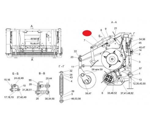 Захват - КВС-4-3900612