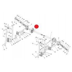Вал привода - КПП 0232000-01