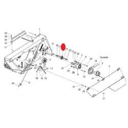 Звездочка - МКС 0514010