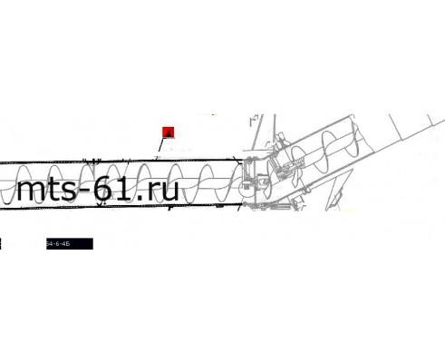 54-6-4Б - Патрубок выгрузного шнека