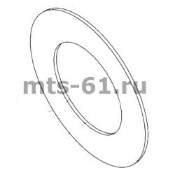 Накладка фрикционная муфты предохранительной d 195х115х4
