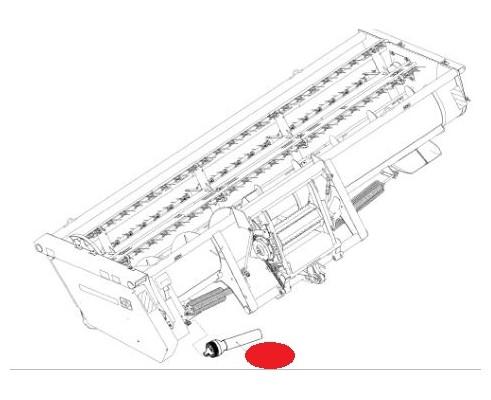 Вал карданный - 10.040.6000-16