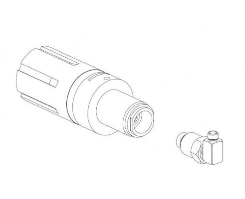 Гидроцилиндр - 10Б.09.37.100