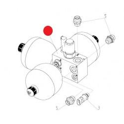 Блок гидроаккумуляторов - 3826701