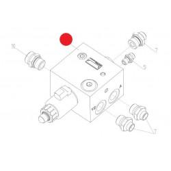 Блок гидравлический - SRMBO25S2M-1T24-P(100749069)