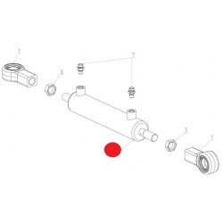 Гидроцилиндр - ВНС 50.25.200-04