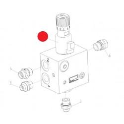 Блок гидравлический - SRMB040T3M-1T24-P (100749070)