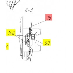 Жгут контроллера 2 - 161.10.02.860Б