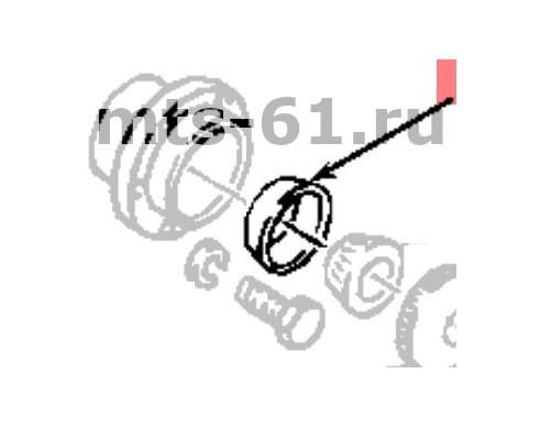 9672383 - Обойма подшипника 123.8x25.4